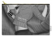 Blonde Movement Bw Palm Springs Carry-all Pouch