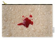 Blood Drop Carry-all Pouch