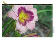 Blood Throated Lily 1 Carry-all Pouch