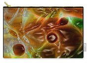 Blood Work Triptych Carry-all Pouch by Peter Piatt