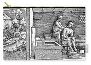 Bloodletting, C1500 Carry-all Pouch