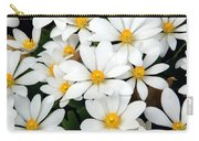 Bloodroot Blooms Carry-all Pouch