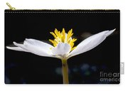 Bloodroot Carry-all Pouch by Steven Ralser