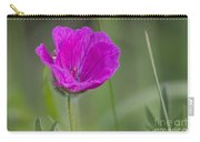Bloody Geranium Dew Carry-all Pouch