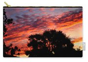 Bloody Sunset Over Palm Desert Carry-all Pouch