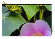 Bloom And Buds Carry-all Pouch