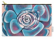 Bloom I Carry-all Pouch by Shadia Derbyshire