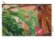Bloomin' Cactus Carry-all Pouch
