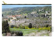 Blooming Almond Trees Carry-all Pouch