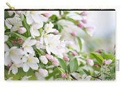 Blooming Apple Tree Carry-all Pouch