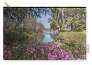 Blooming Azaleias At Middleton Place Plantation Carry-all Pouch