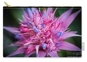 Blooming Bromeliad Carry-all Pouch