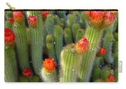 Blooming Cacti Carry-all Pouch