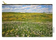 Blooming Fields Carry-all Pouch