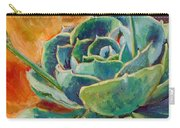 Blooming Hen Carry-all Pouch