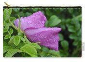 Blooming In The Rain Carry-all Pouch