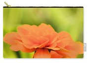 Blooming Marigold Carry-all Pouch