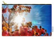 Blooming Sunlight Carry-all Pouch