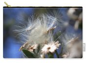 Blooming Wildflower Carry-all Pouch