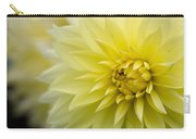 Blooming Yellow Petals Carry-all Pouch