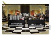 Bloomingdales Showroom Floor Carry-all Pouch