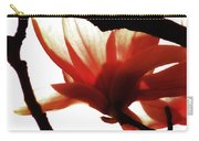 Blossom Abstract Carry-all Pouch