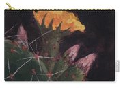 Blossom And Needles - Art By Bill Tomsa Carry-all Pouch