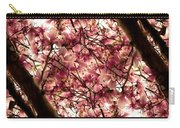 Blossoming Blossoms Carry-all Pouch