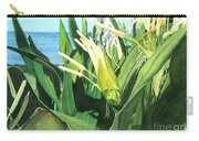 Blossoming Butterfly Ginger Carry-all Pouch