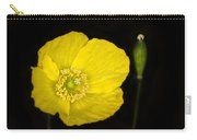 Blossoming Kiss Carry-all Pouch