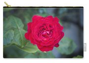 Blossoming Rose Carry-all Pouch