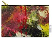 Blotted Credibility Carry-all Pouch
