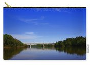 Blountstown Bridge On The Apalachicola River Carry-all Pouch