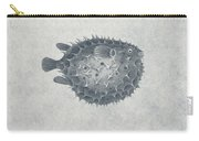 Blowfish - Nautical Design Carry-all Pouch