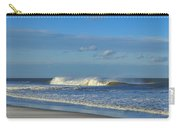 Blowin' In The Wind Seaside Heights New Jersey Carry-all Pouch