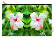 Blowing In The Breeze Mirror Image Carry-all Pouch