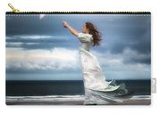 Blowing In The Wind Carry-all Pouch by Joana Kruse