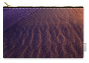Blowing Sand At Death Valley Carry-all Pouch