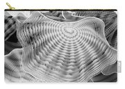 Blown Glass Infrared Carry-all Pouch