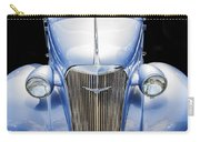 Blue 1937 Chevy Too Carry-all Pouch
