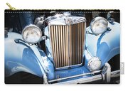 Blue 1953 Mg Carry-all Pouch