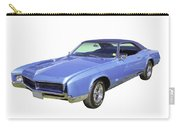 Blue 1967 Buick Riviera Carry-all Pouch