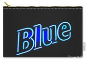 Blue 2 Carry-all Pouch