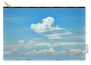 Blue A Sailors Delight Carry-all Pouch