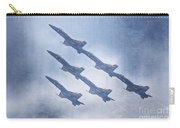 Blue Angels Fa 18 V18 Carry-all Pouch