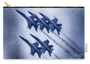 Blue Angels Fa 18 V19 Carry-all Pouch