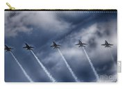 Blue Angels Fa 18 V2 Carry-all Pouch
