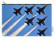 Blue Angels Overhead Carry-all Pouch