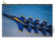 Blue Angels Single File Carry-all Pouch