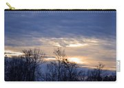 Blue At Dusk Carry-all Pouch